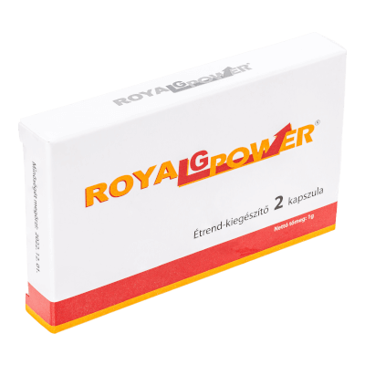 Royal G Power - 2db kapszula