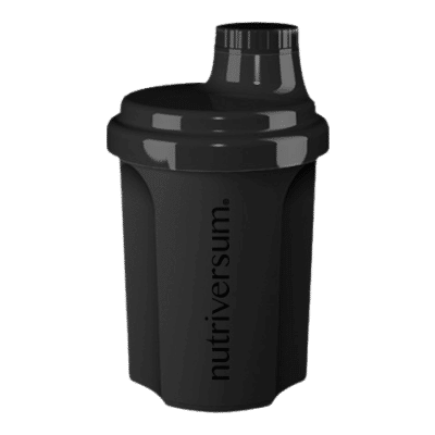 Shaker - 300 ml - DARK - Nutriversum