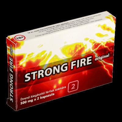 Strong Fire Original - 2db kapszula