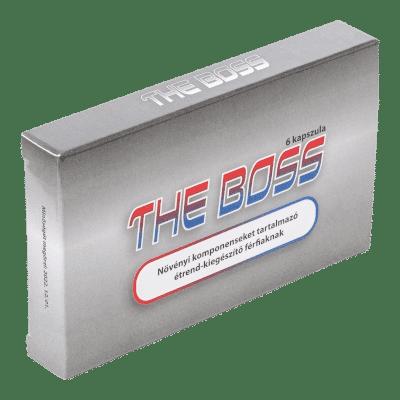 The Boss - 6db kapszula