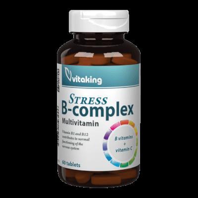 Stressz B-complex - 60 tabletta - Vitaking