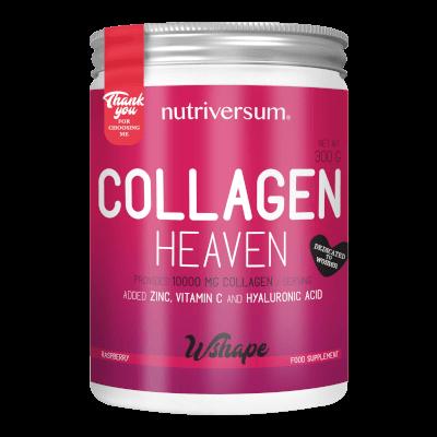 Collagen Heaven - 300 g - WSHAPE - Nutriversum - málna