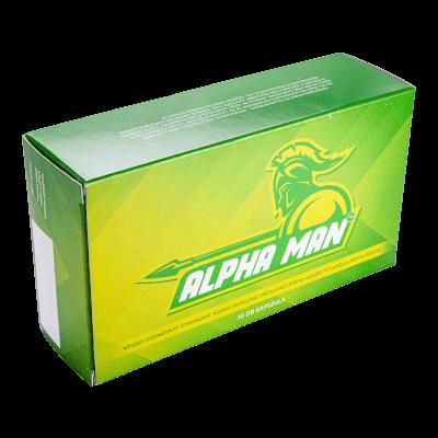 Alpha Man - 30db kapszula