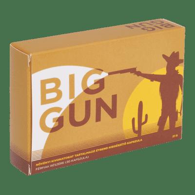 Big Gun - 30db kapszula