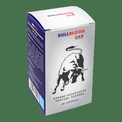 BullBlood - 60db kapszula