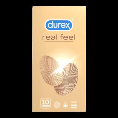 Durex RealFeel óvszer (10db)
