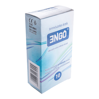 ENGO extra vékony óvszer (10db)