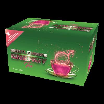 Gentlemen's Energy Tea - Erdei gyümölcs - 20 filter