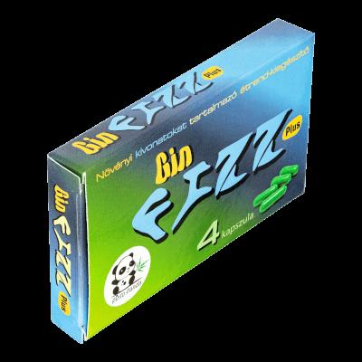 Gin Fizz Plus - 4db kapszula