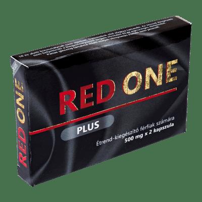 Red One Plus - 2db kapszula