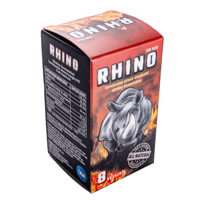 RHINO - 8db kapszula
