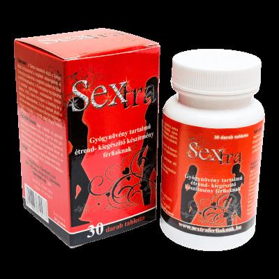 Sextra - 30db kapszula