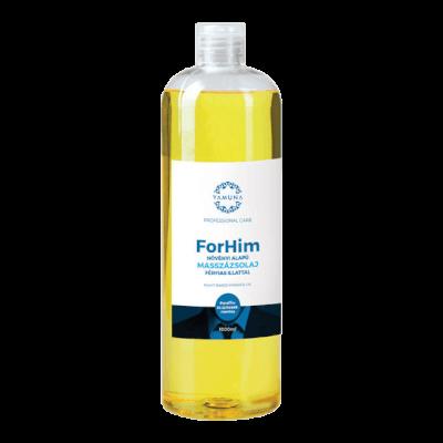 ForHim növényi alapú masszázsolaj - 1000ml