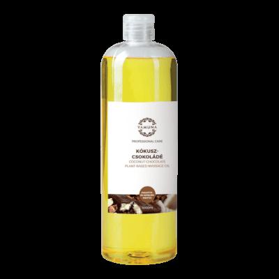 Kókusz-Csokoládé növényi alapú masszázsolaj - 1000ml