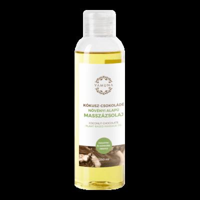Kókusz-Csokoládé növényi alapú masszázsolaj - 250ml