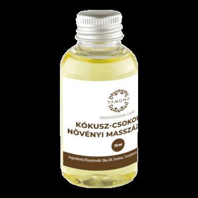 Kókusz-Csokoládé növényi alapú masszázsolaj - 50ml