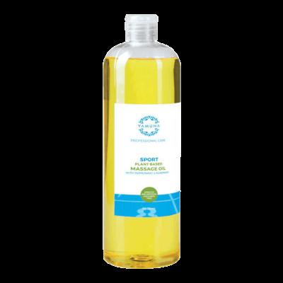 Sport növényi alapú masszázsolaj borsmenta és rozmaring olajjal - 1000ml