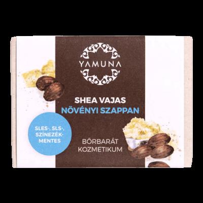 Shea Vajas növényi szappan 110g
