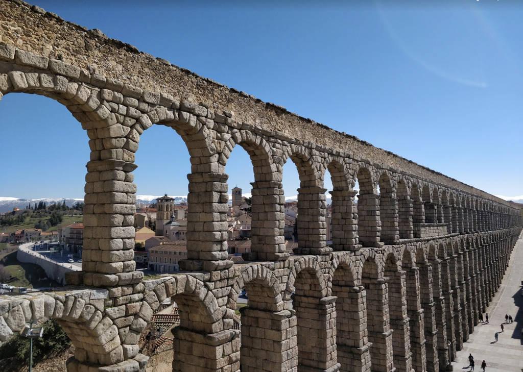 古罗马水道桥