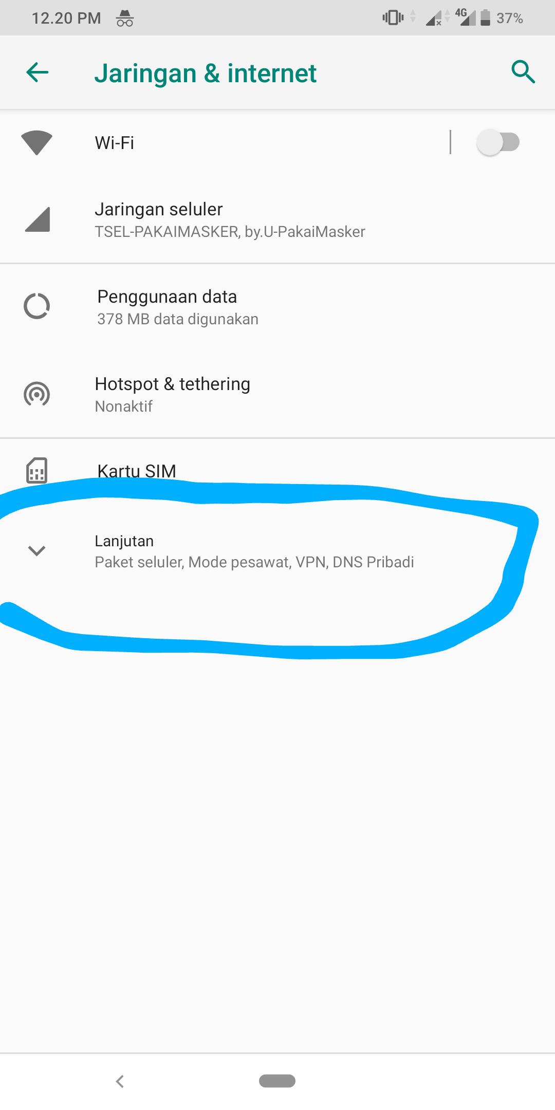 Cara Setting DNS 1.1.1.1 Cloudflare Di Android Tanpa Root