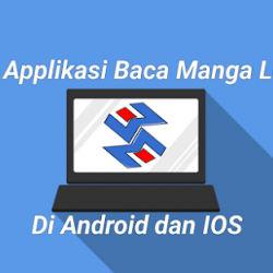 Aplikasi baca Manga Legal