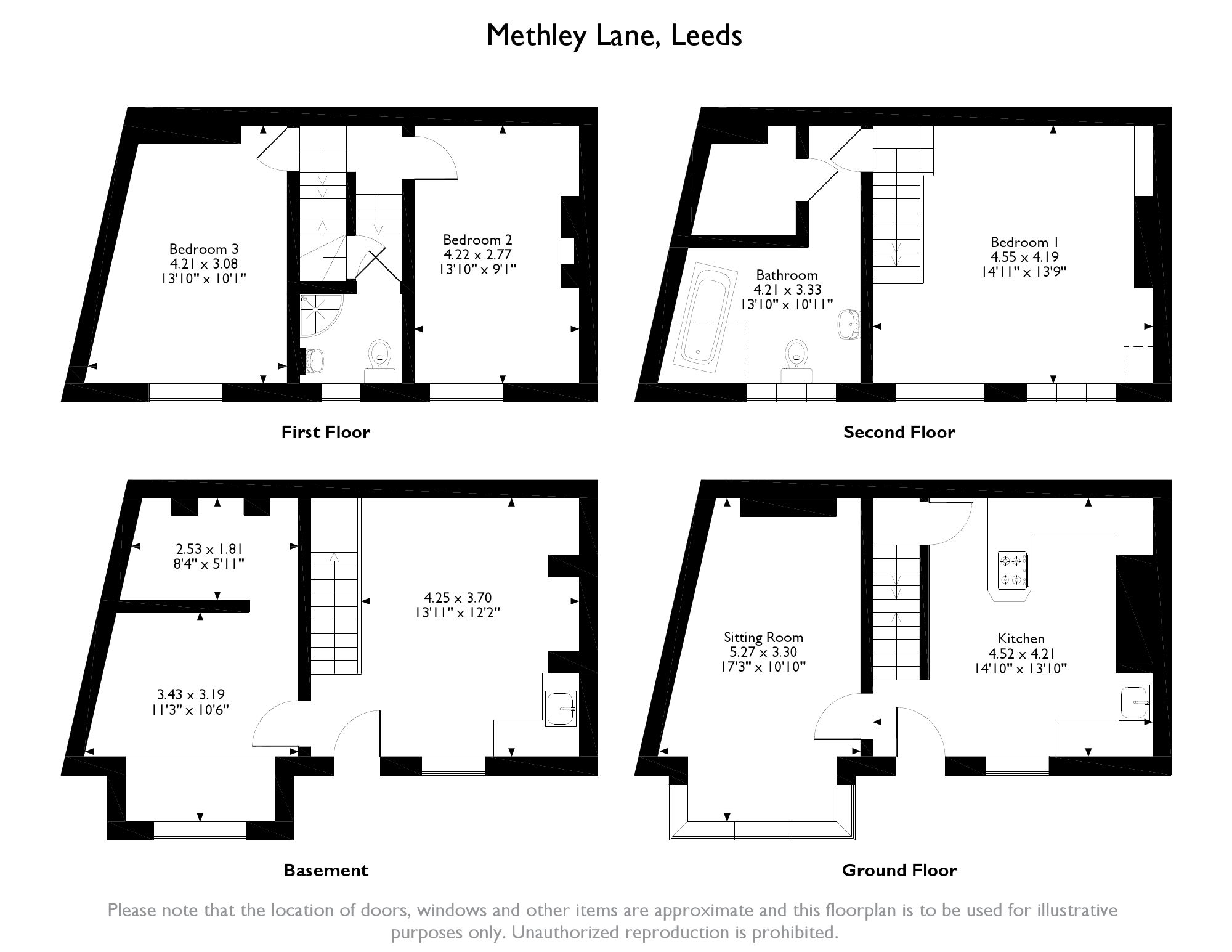 Methley Lane, Chapel Allerton, Leeds, LS7