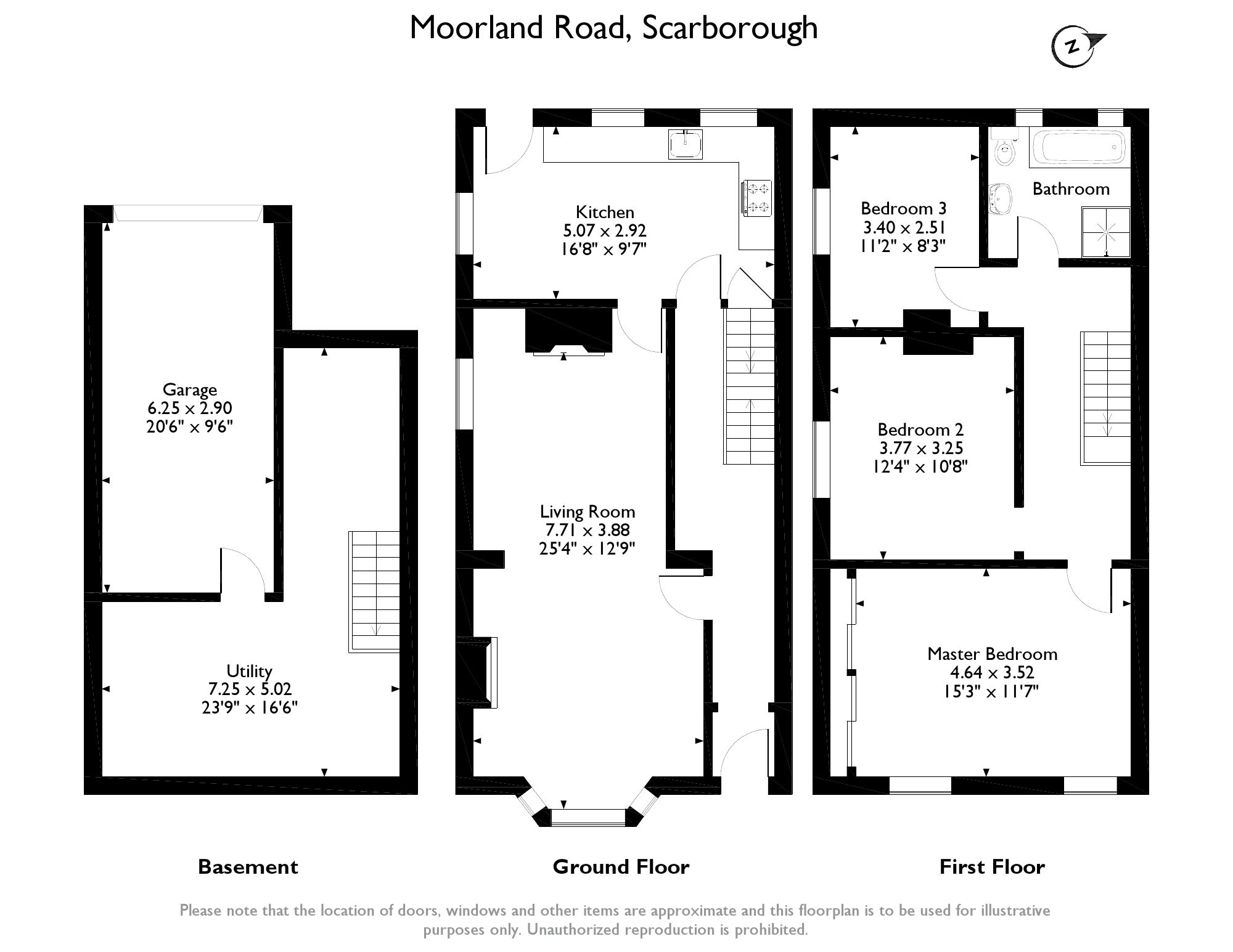 Moorland Road, Scarborough, YO12