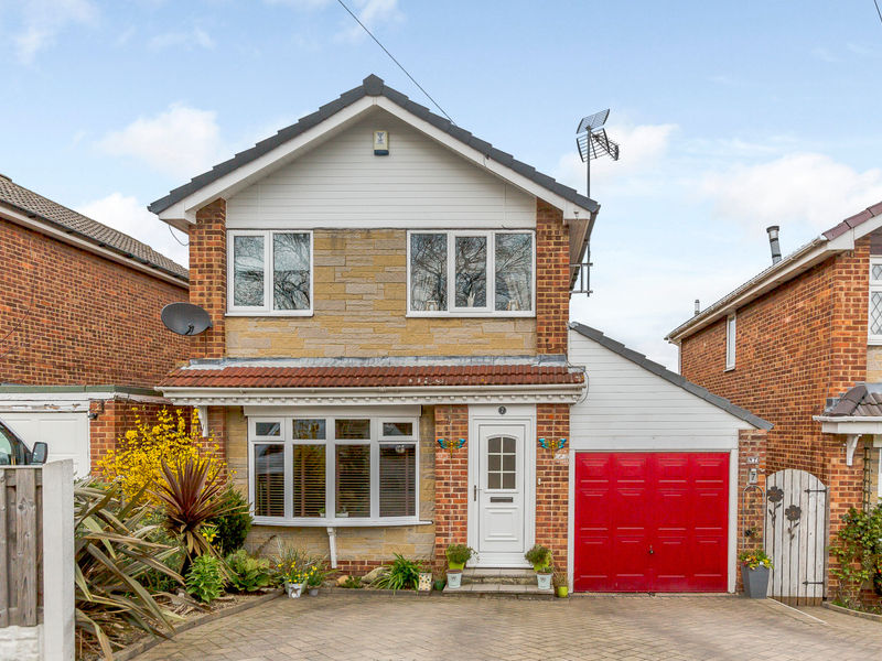 3 Bed, Detached house