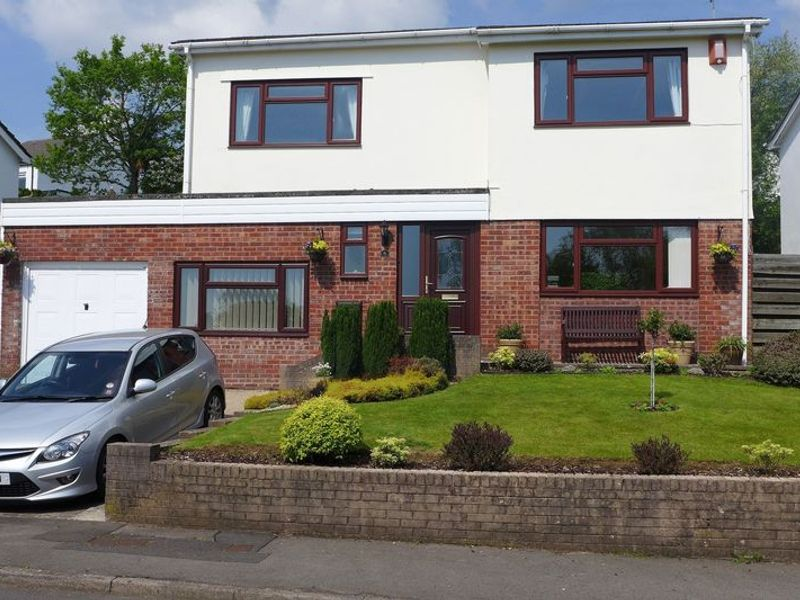 Warwick Close, Greenmeadow, Cwmbran