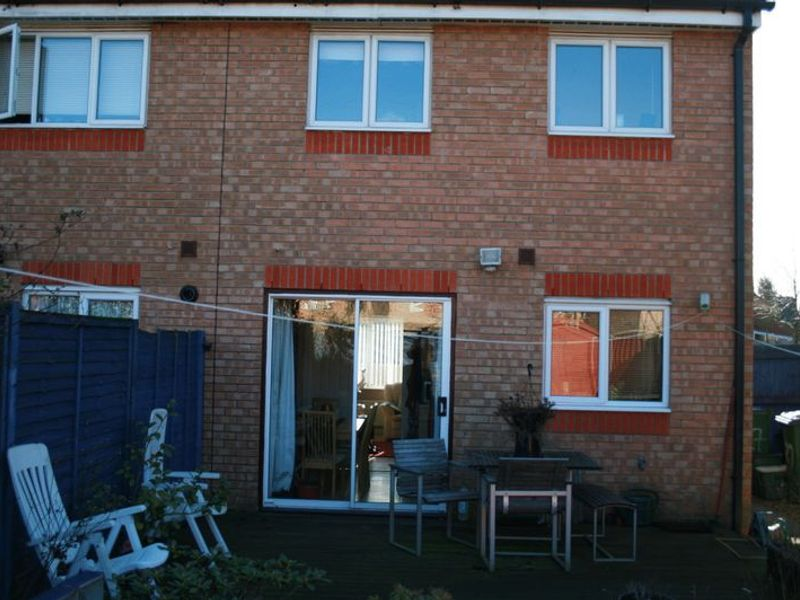 Bromwich Close,Thorpe Astley, Leicester