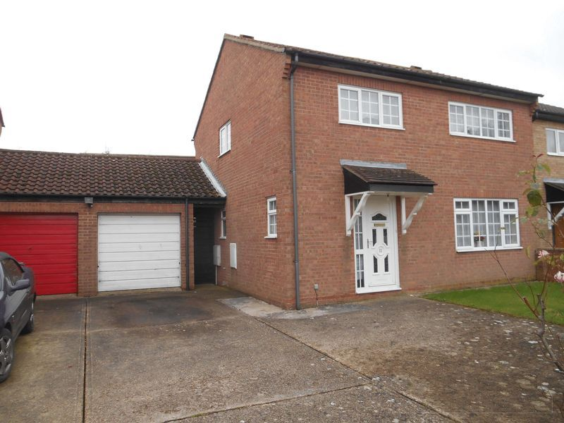 Slater Close, Kempston, Bedfordshire