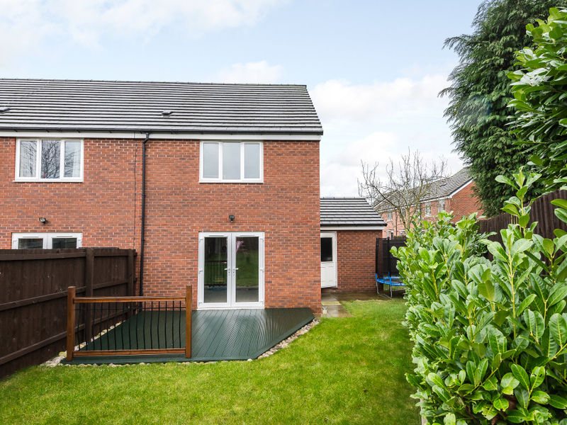 Orchil Street, Giltbrook, Nottinghamshire, NG16