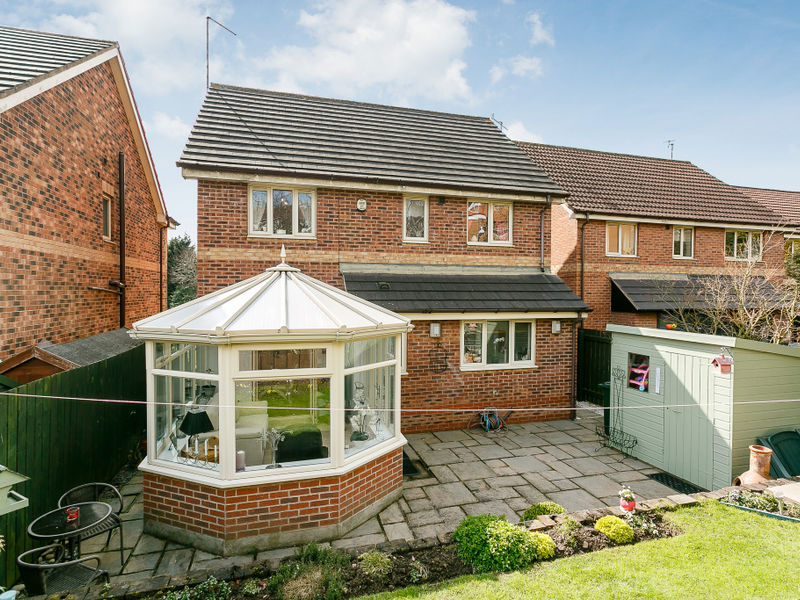 Hanging Bank Court, North Anston, Sheffield, S25