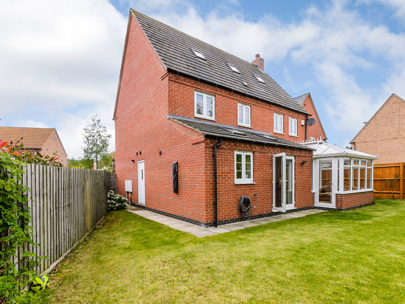 Turnberry Close, Sleaford, NG34
