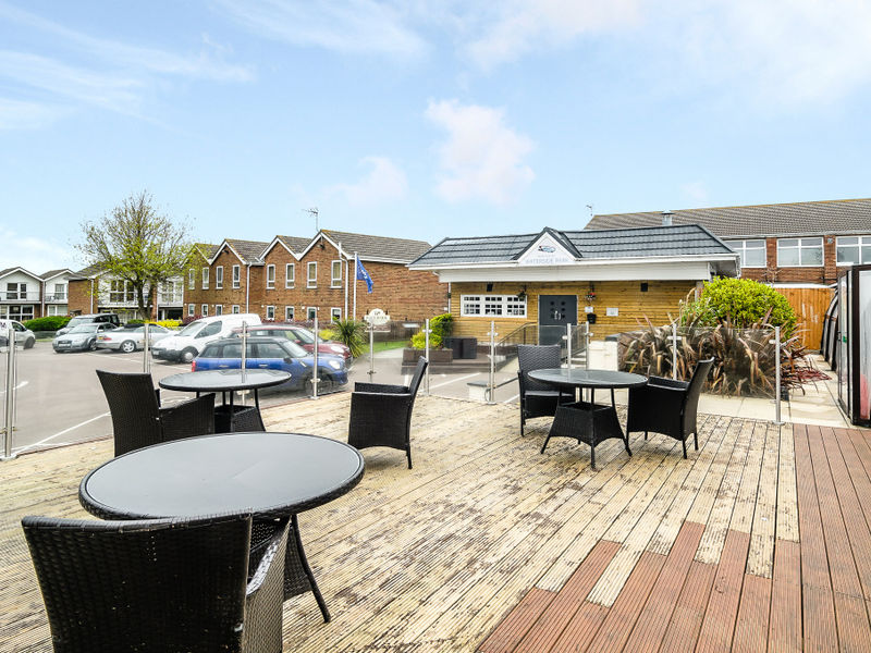 The Waterside Holiday Park, Lowestoft, NR32