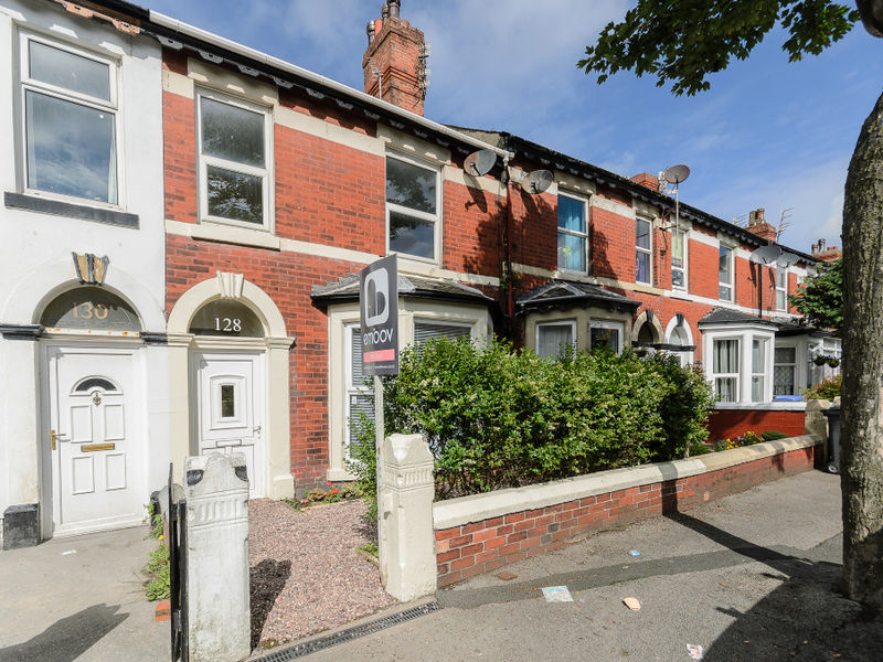 St Heliers Road, Blackpool, FY1