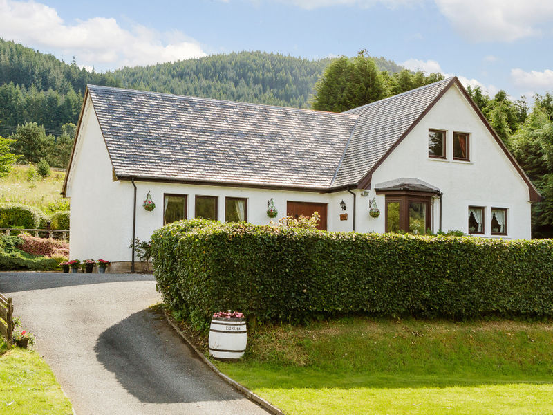 Faskally, Pitlochry, PH16