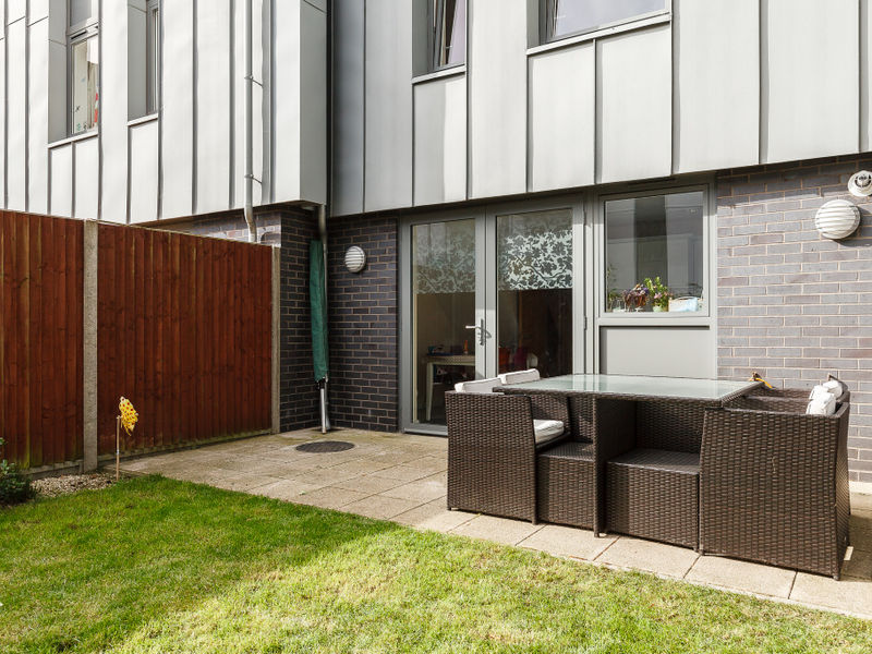 Patio Close, Clarence Avenue, London, SW4