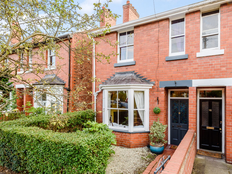 Ashley Street, Shrewsbury, SY2