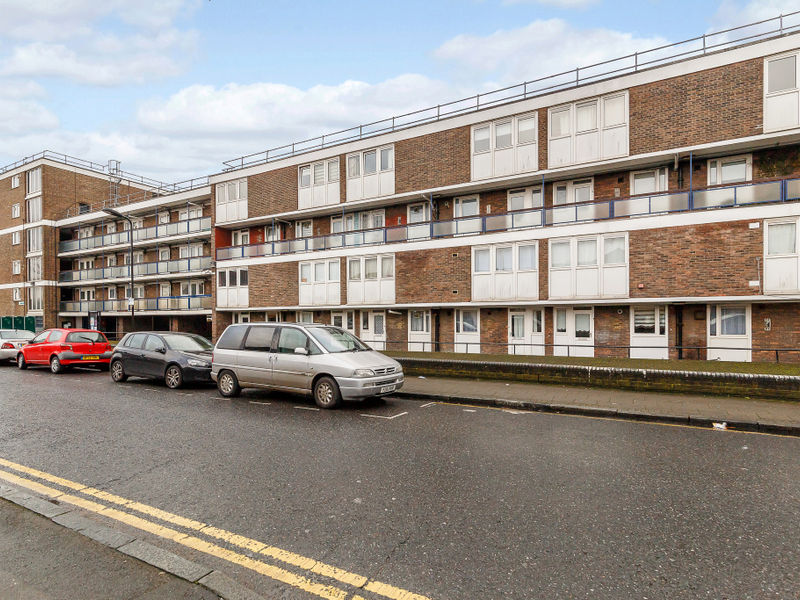 Regents Court, Pownall Road, Haggerston, London E8