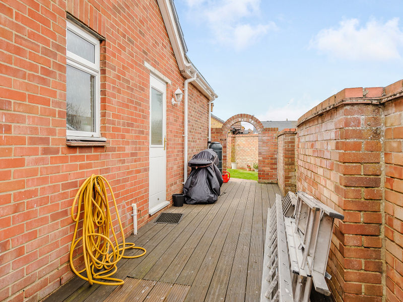 Benton Close, Witham, Essex, CM8