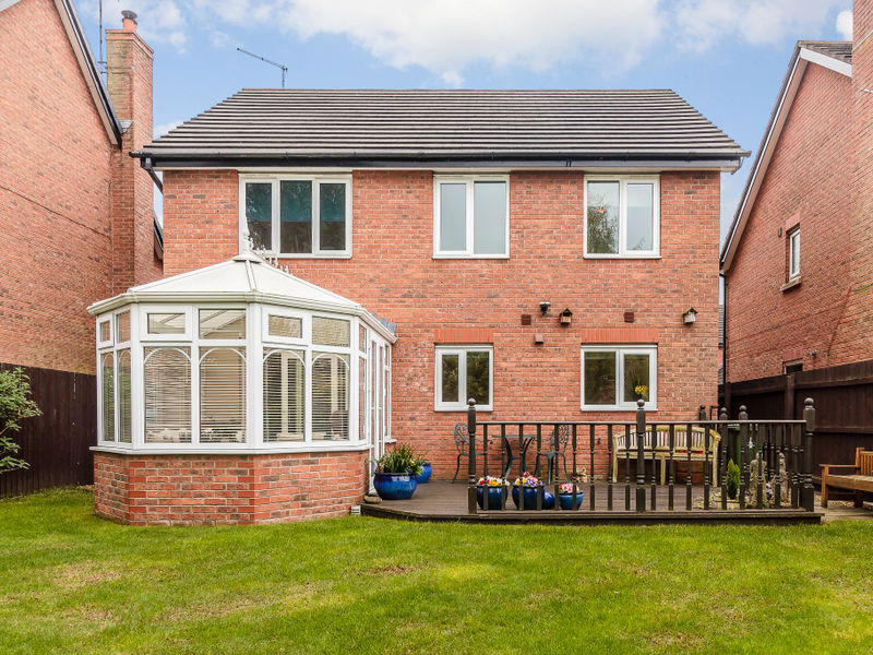 Waystead Close, Northwich, Cheshire, CW9