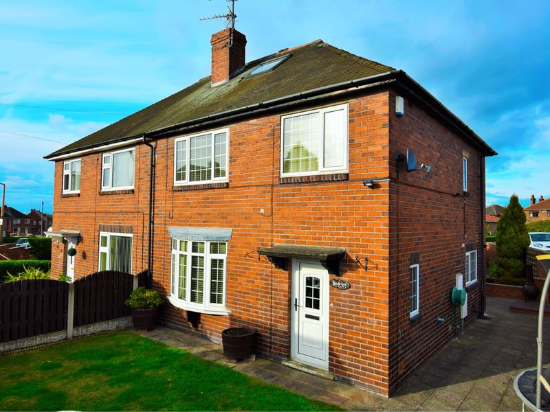 Quarry Hill Road, Rotherham, S63