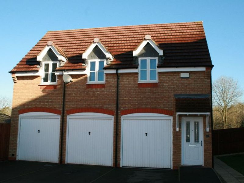 Brindley Close, Stoney Stanton, Leicester