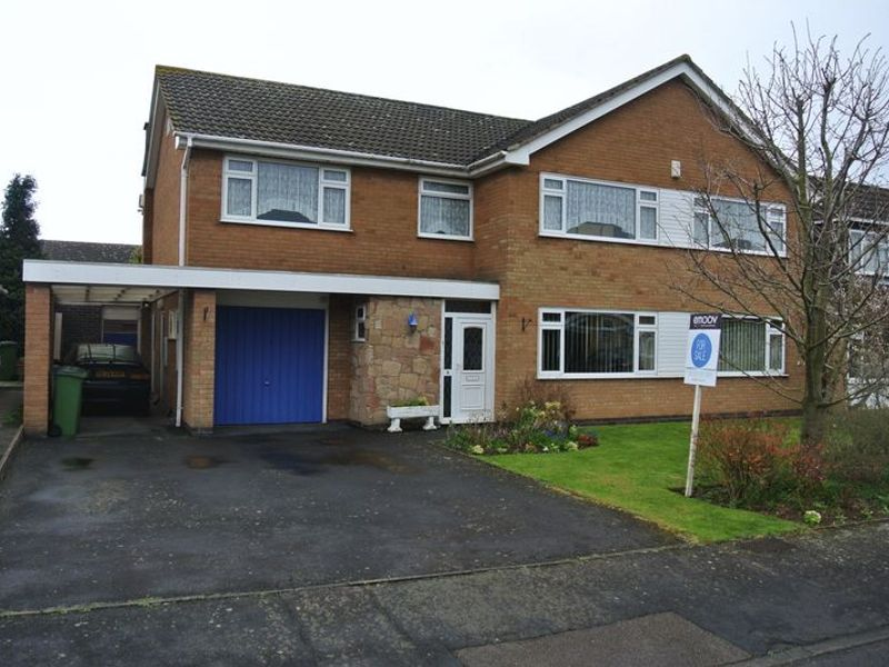 Doudney Close, Stoney Stanton, Leicester