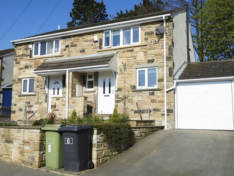 Woodlands Close, Denby Dale, HD8