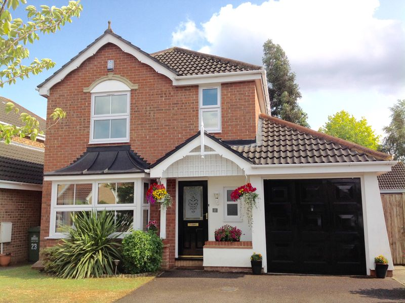 NORWOOD ROAD, CHESHUNT, EN8