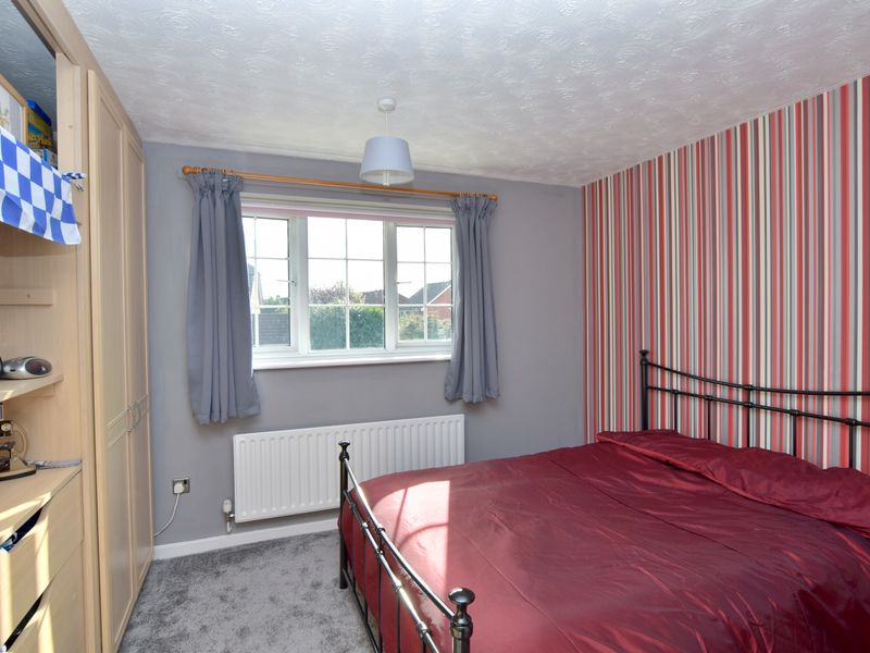 Muntjack Road, Whetstone, LE8