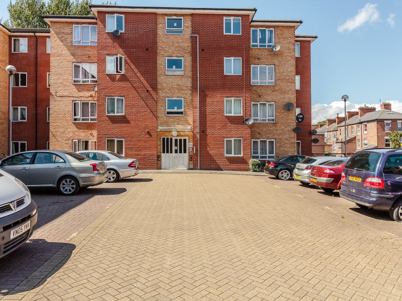 Brook Court, Player Street, Nottingham. NG7