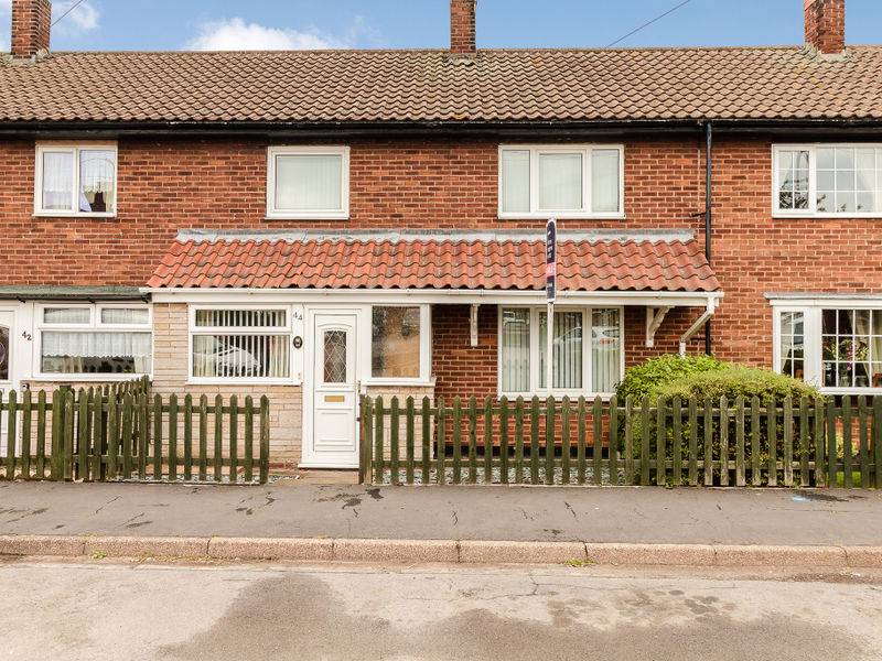 Queens Crescent,  Scunthorpe, North Lincolnshire, DN17